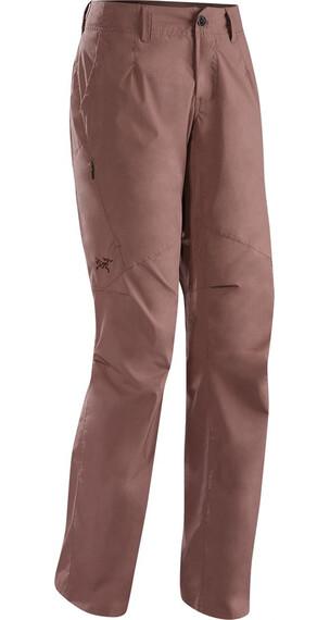 Arcteryx W's Kenna Pant Redrock